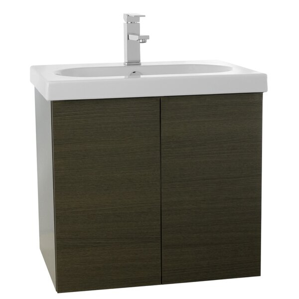 Trendy 23 Single Bathroom Vanity Set by Nameeks Vanities