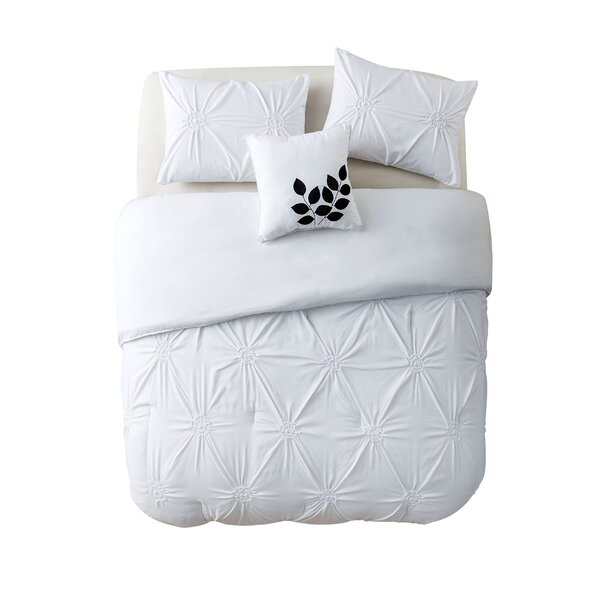 Volker 4 Piece Comforter Set by Willa Arlo Interio