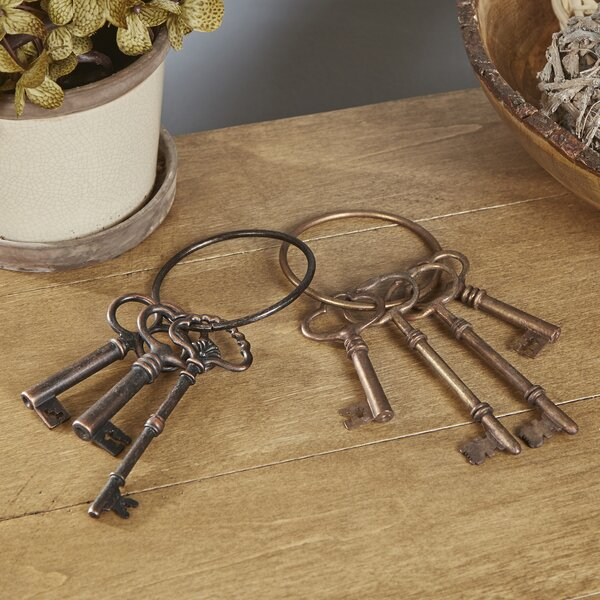 Key Ring Décor Set by Birch Lane™