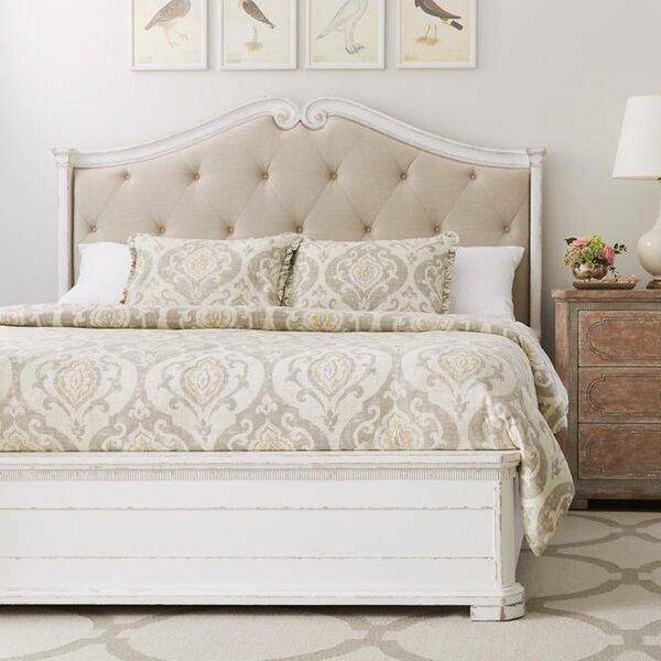 Juniper Dell Upholstered Panel Bed by Stanley Furniture