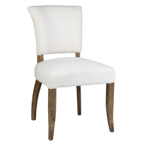 Strong Upholstered Dining Chair (Set of 2) by Gracie Oaks