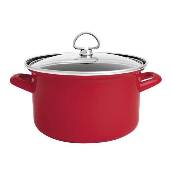 4-qt. Soup Pot with Lid by Chantal