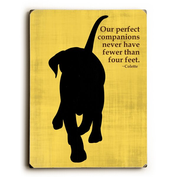 Our Perfect Companions Vintage Advertisement by Artehouse LLC