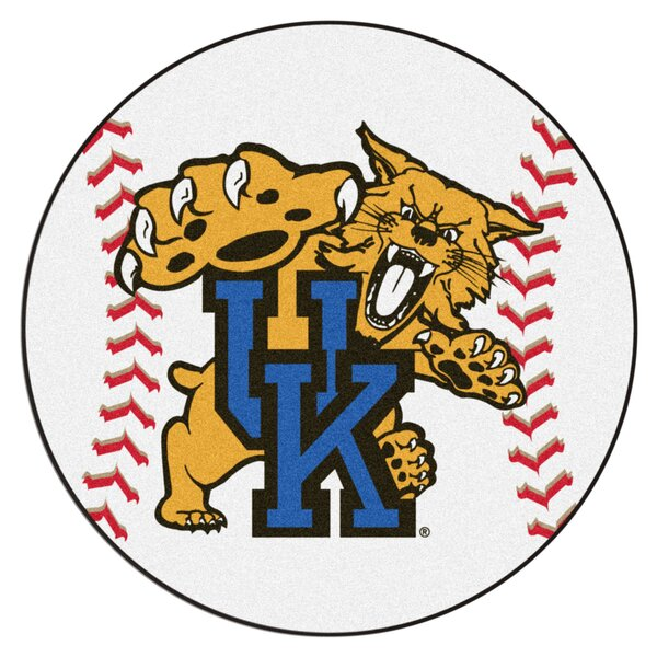 NCAA University of Kentucky Baseball Mat by FANMATS
