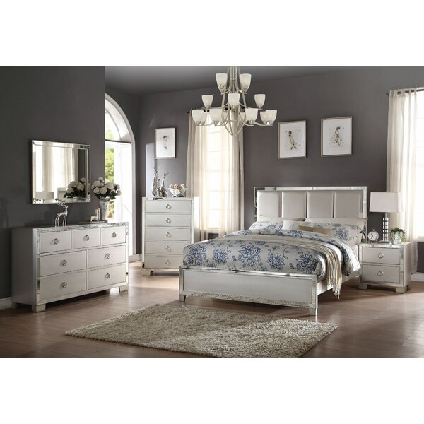 Lancelot Panel Configurable Bedroom Set by House of Hampton