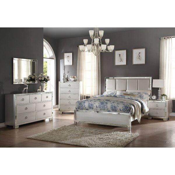 Lancelot Panel Configurable Bedroom Set by House of Hampton