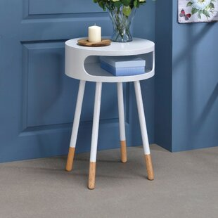 Searching for Ferrin End Table By Ivy Bronx