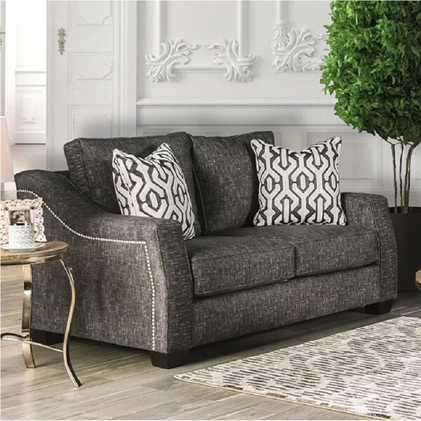 Amaro Loveseat by Canora Grey