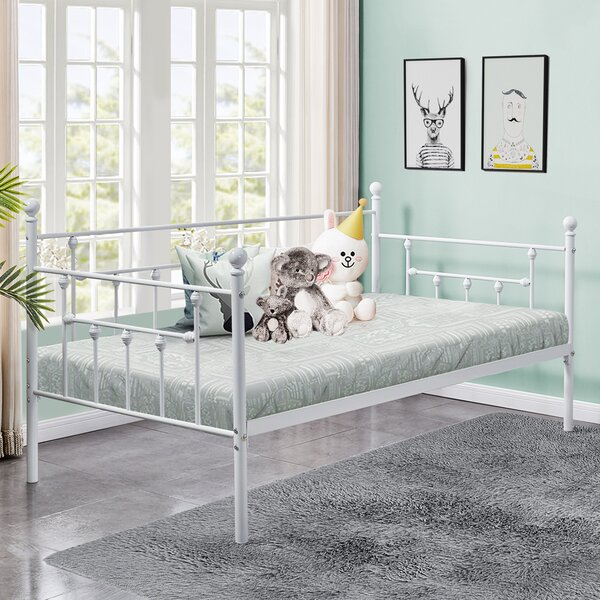 Crumple Twin Bed by Harriet Bee