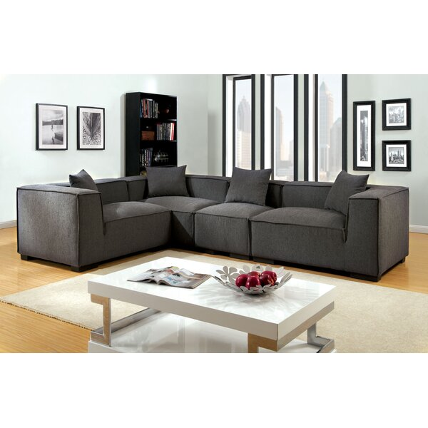 Estella Sectional by Hokku Designs