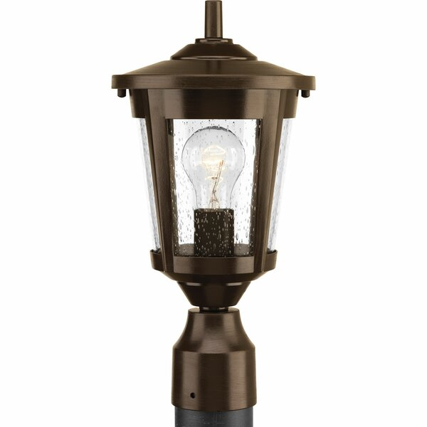 Duke 1-Light Metal Lantern Head by Alcott Hill
