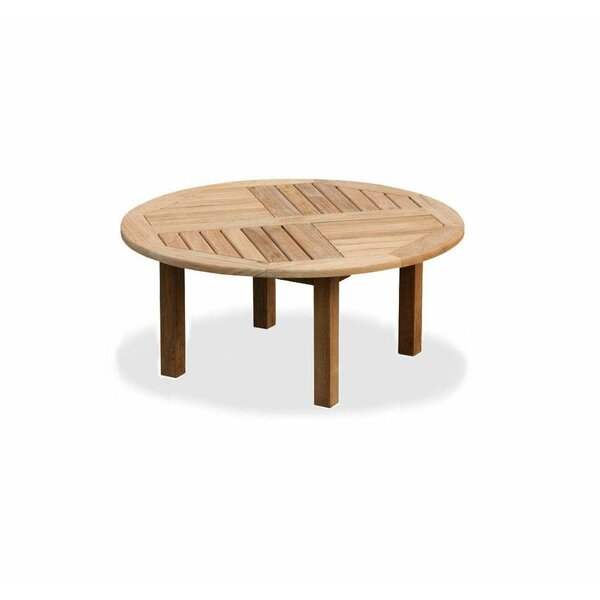 Lowery Teak Coffee Table by Rosecliff Heights