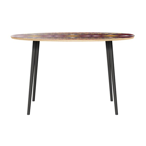 Meurer Dining Table by Wrought Studio