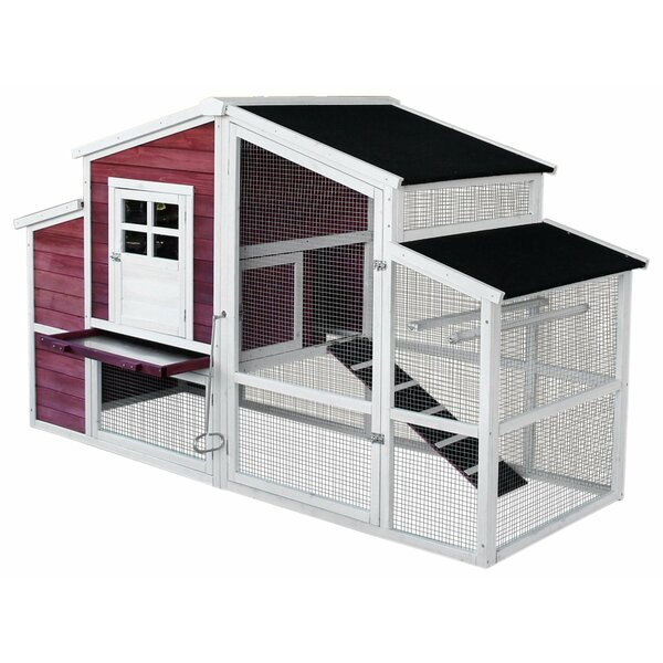 Annabelle Wooden Chicken Coop by Archie & Oscar