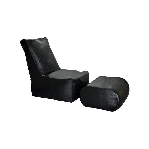 Zen Adult Bean Bag Chair by Latitude Run