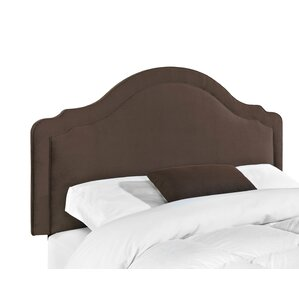 Crystal Lake Upholstered Panel Headboard by Klaussner Furniture