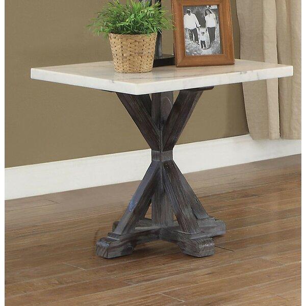 Muldoon End Table By Gracie Oaks