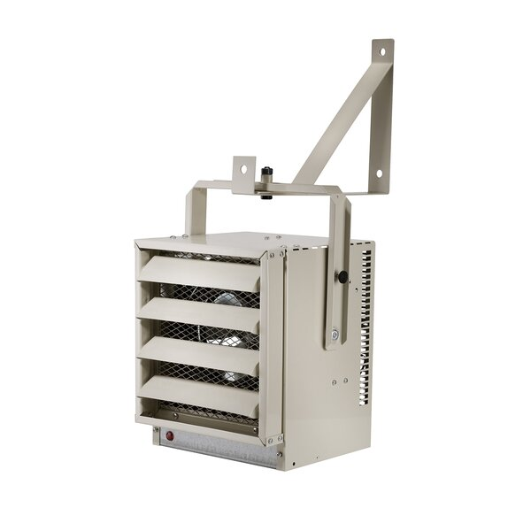 17,060 BTU Wall Mounted Electric Fan Utility Heater by Dimplex