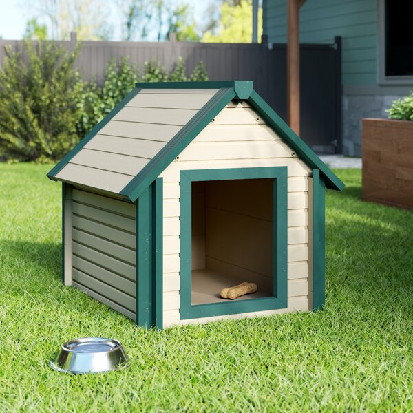 Adela Bunkhouse Style Dog House by Archie & Oscar