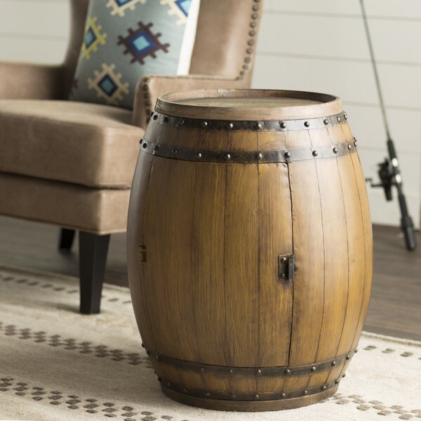 Dillon End Table by Loon Peak