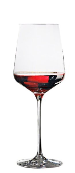 Fusion Infinity Red Wine Glass (Set of 4) by Wine Enthusiast