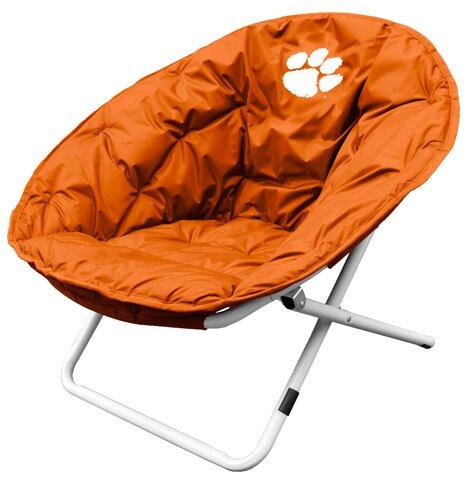 Collegiate Sphere Chair - Clemson by Logo Brands