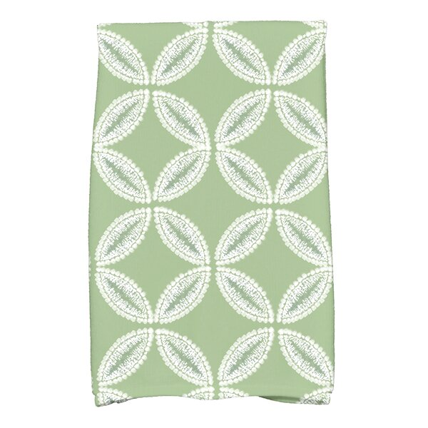 Viet Tidepool Hand Towel by Bloomsbury Market