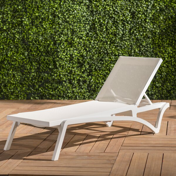 Kiara Sun Lounger (Set Of 2) By Mistana