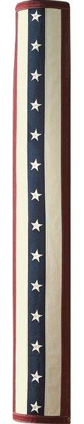 Pillar Vintage Patriotic Bunting by Plow & Hearth