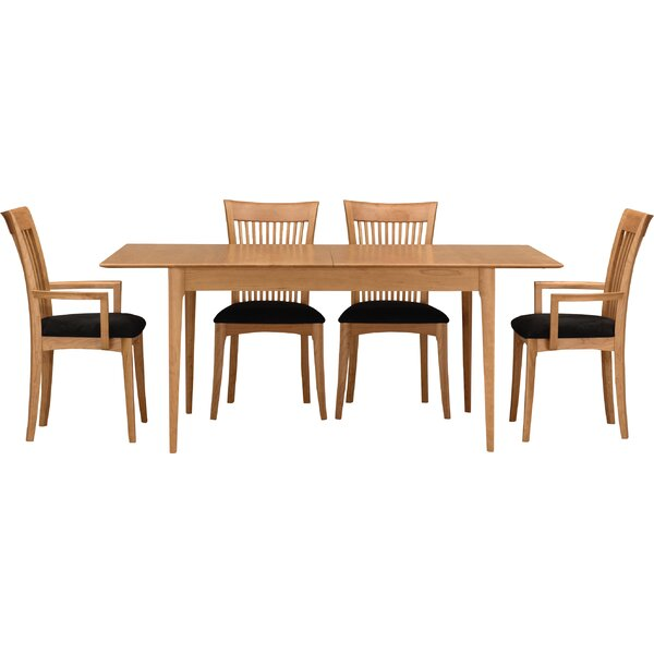 Sarah Extendable Solid Wood Dining Table by Copeland Furniture Copeland Furniture