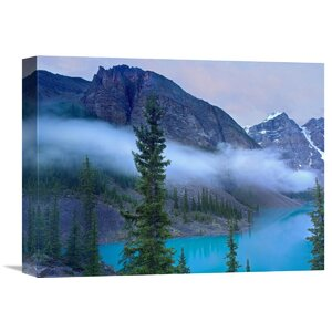 Nature Photographs Moraine Lake in the Valley of Ten Peaks, Banff National Park, Alberta, Canada Photographic Print o... by Global Gallery