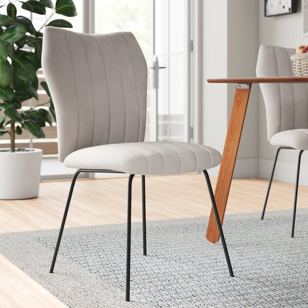 Tewksbury Upholstered Dining Chair by Zipcode Design