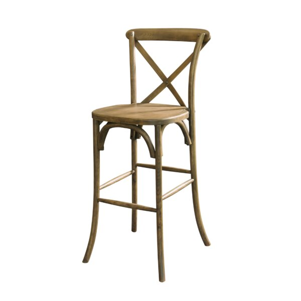 Reede 30 Bar Stool by Gracie Oaks