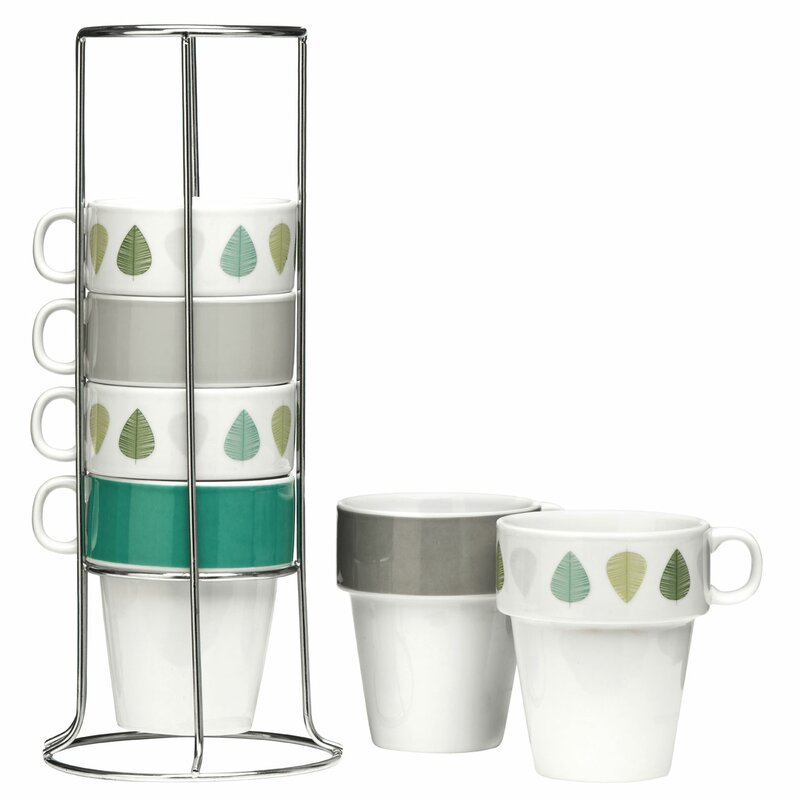 Top Enchanting Stackable Mugs With Stand Contemporary - Best Image  JK56