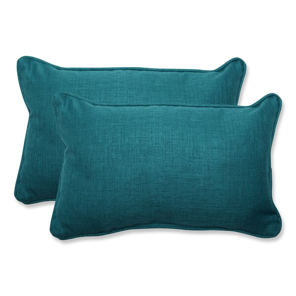 Tywonne Indoor/Outdoor Lumbar Pillow (Set of 2)