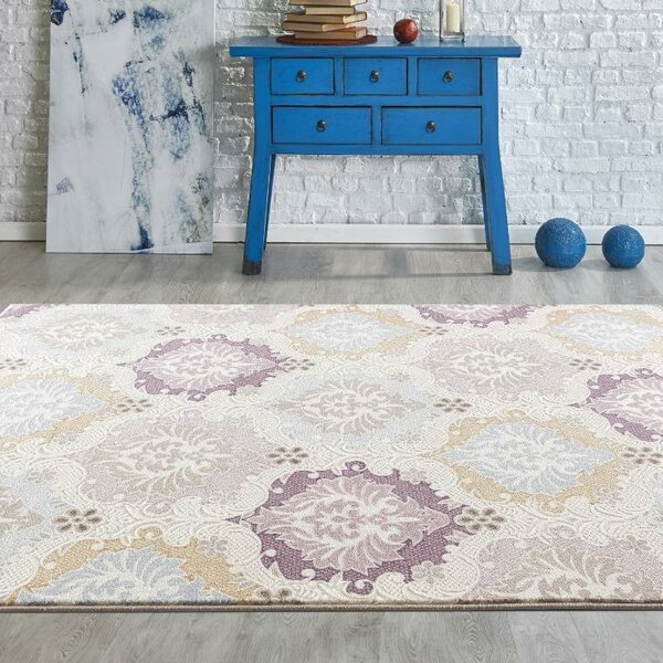 Taksim Cream/Ivory Area Rug by Persian-rugs