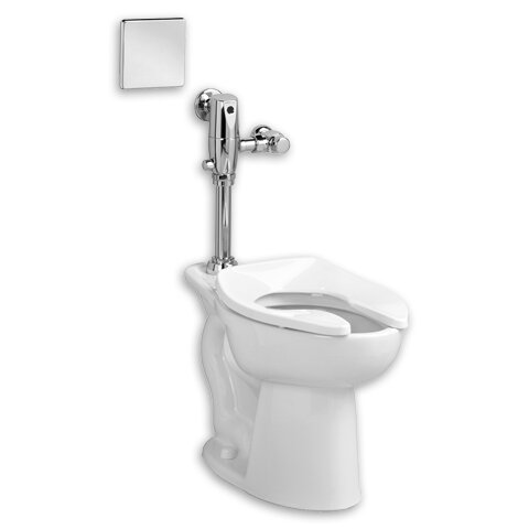 Madera 1.1 GPF Elongated One-Piece Toilet by American Standard