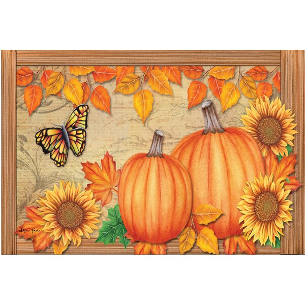 Sigmon Harvest Melody Doormat by August Grove