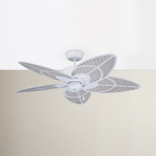 52 Aaliyah 5-Blade Ceiling Fan by Beachcrest Home