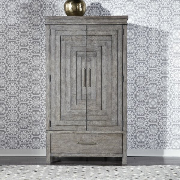 Cortinas Armoire by Gracie Oaks Gracie Oaks