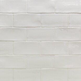 orange ceramic tile wayfair