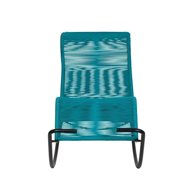 Hawks Acapulco Rocking Chair by Bungalow Rose