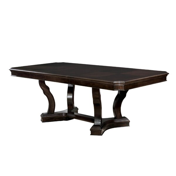 Aveline Extendable Dining Table by Astoria Grand Astoria Grand