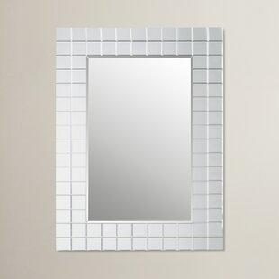 Affordable Caleta Modern Wall Mirror ByWade Logan