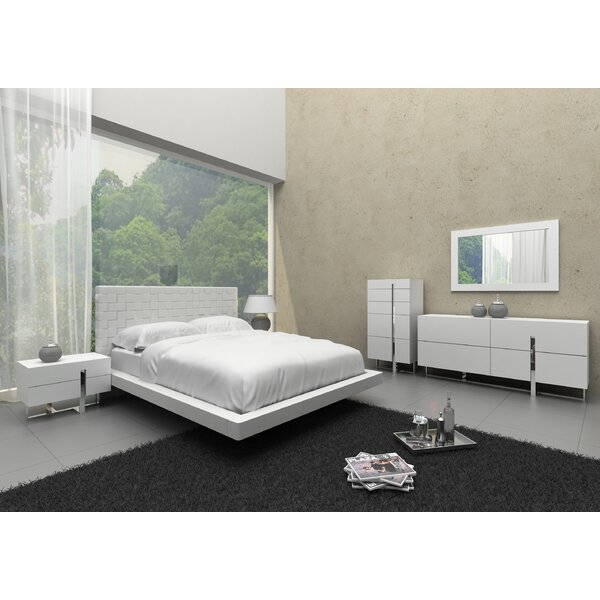 Newdale Platform 5 Piece Bedroom Set by Orren Ellis