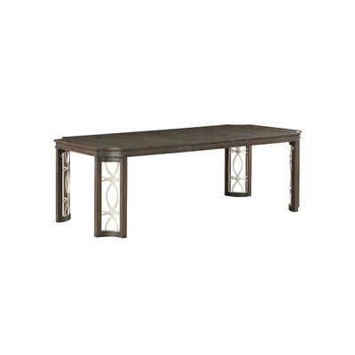 Bloomsbury Market Ischia Extendable Dining Table