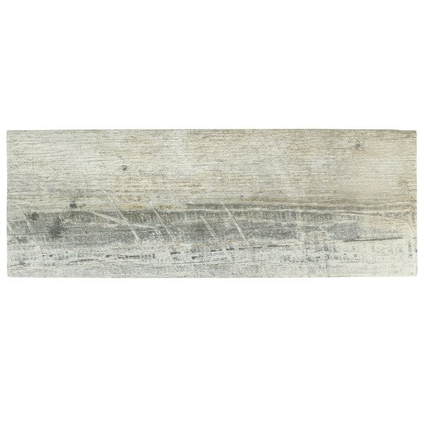 Raga 8.25 x 23.38 Porcelain Field Tile in Gray by EliteTile
