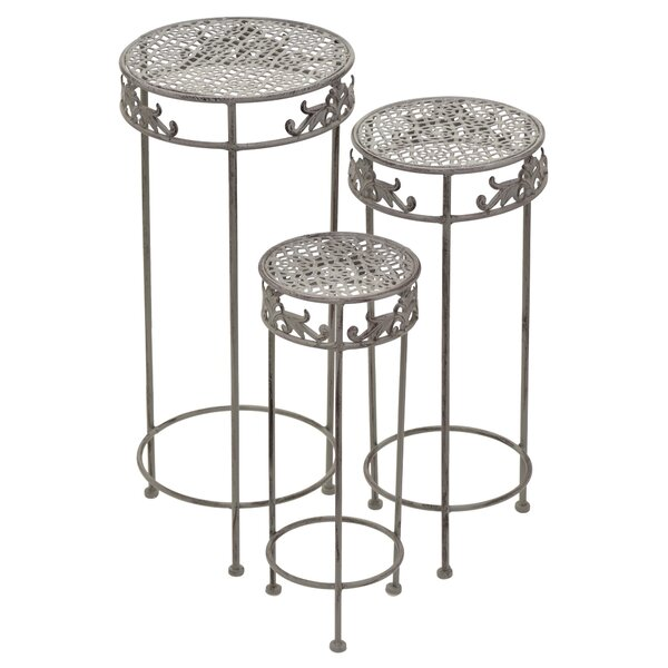 Tami 3 Piece Multi-Tiered Plant Stand Set by House of Hampton