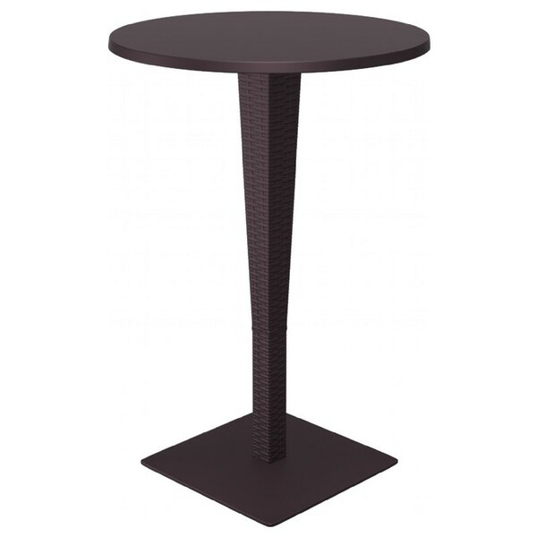 Jaelyn Traditional Bar Table by Beachcrest Home