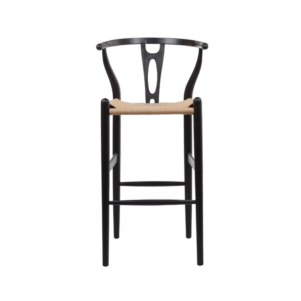 Anzell 28.7 Bar Stool by Bloomsbury Market